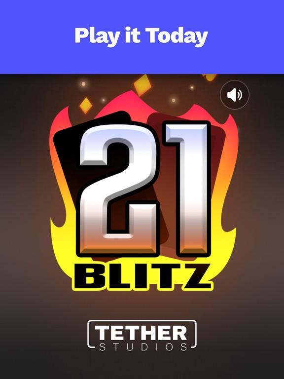 21 Blitz - Solitaire Card Game screenshot 10
