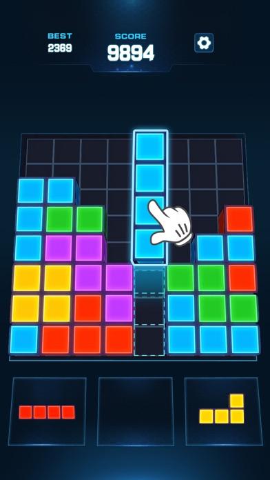 Block Puzzle Game: Color Cube screenshot 4