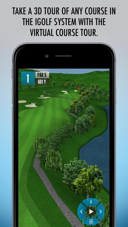 iGolf - GPS & Tee Times screenshot-3