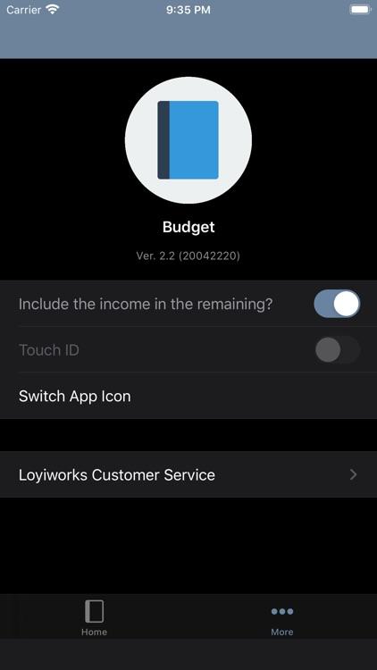 Budget: Simply Budget Tracker screenshot-6