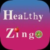Healthy Zing : Track calories - iPadアプリ
