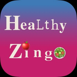 Healthy Zing : Track calories