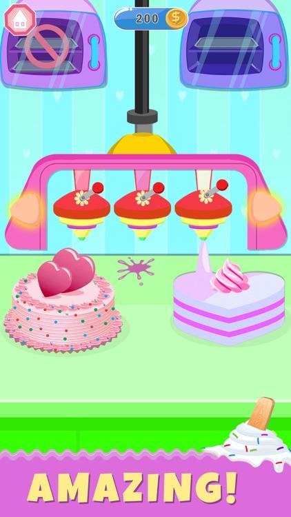 Ice Cream Cake Baker Shop screenshot-3
