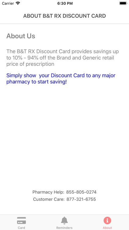 Discount Prescription Rx Card screenshot-4