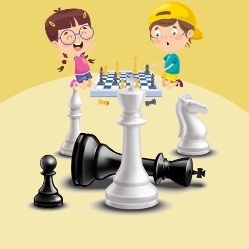 Шахматы для детей учиться и играть HD