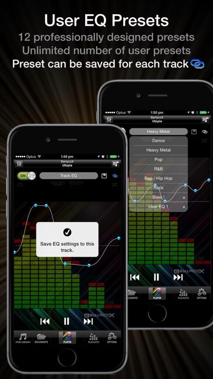 Equalizer Pro + screenshot-3