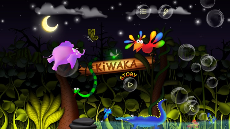Kiwaka Story screenshot-0