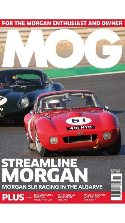 MOG Magazine. screenshot-6