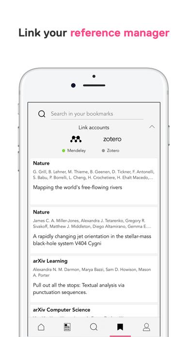 Researcher: Academic Journals screenshot four