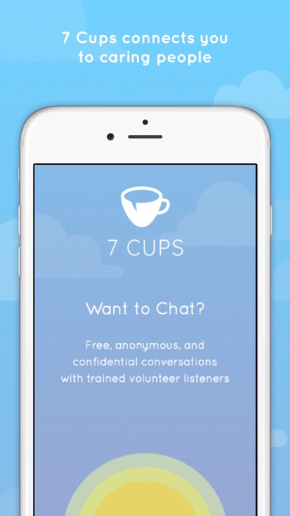 7 Cups: Anxiety & Stress Chat screenshot-4