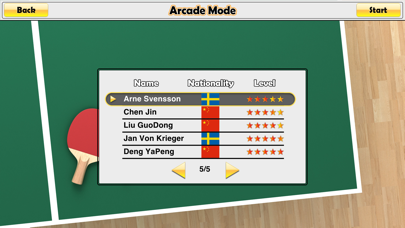 Virtual Table Tennis ScreenShot6
