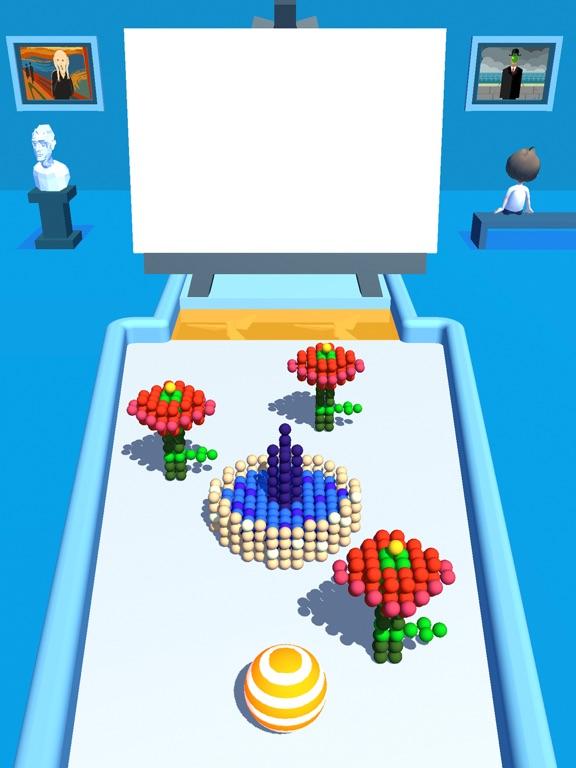 Скачать игру Art Ball 3D