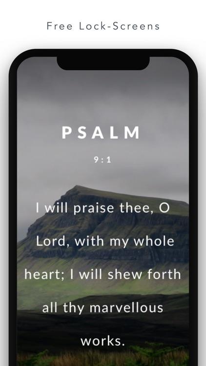Daily Bible Verse Inspirations screenshot-3