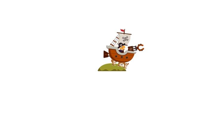 Dinosaur Pirates - Kids Games screenshot-9