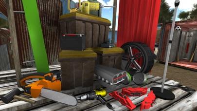 車を修理する: クラシックマッスル2 - ジャンクヤード!のおすすめ画像6