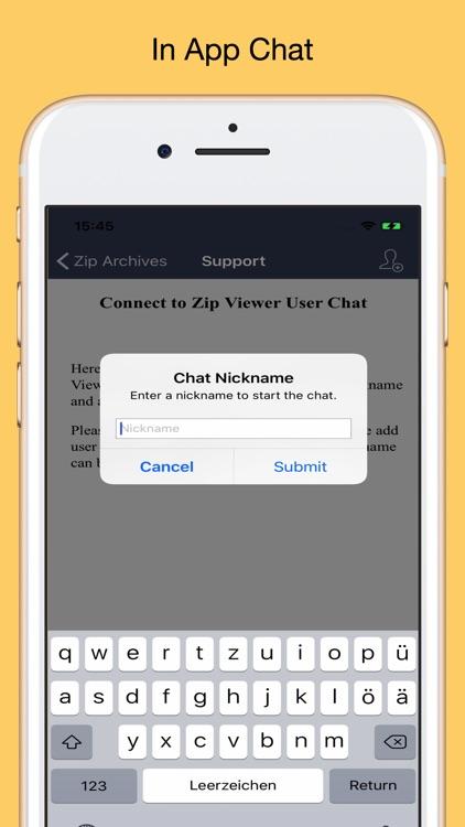 Zip Viewer Pro - Unzip + View screenshot-5