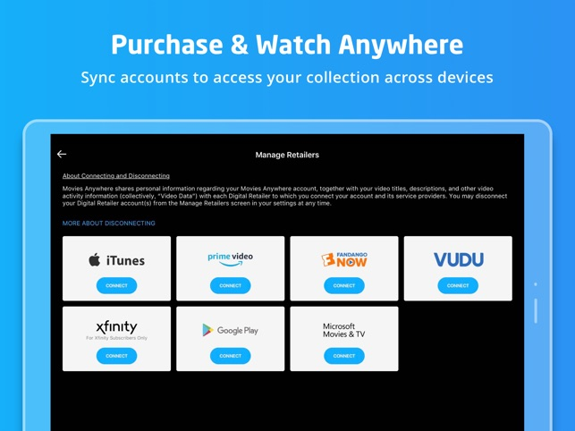 Movies Anywhere on the App Store