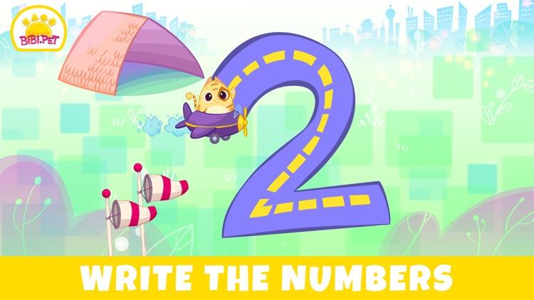 Bibi Numbers 123 - Kids Games screenshot-0