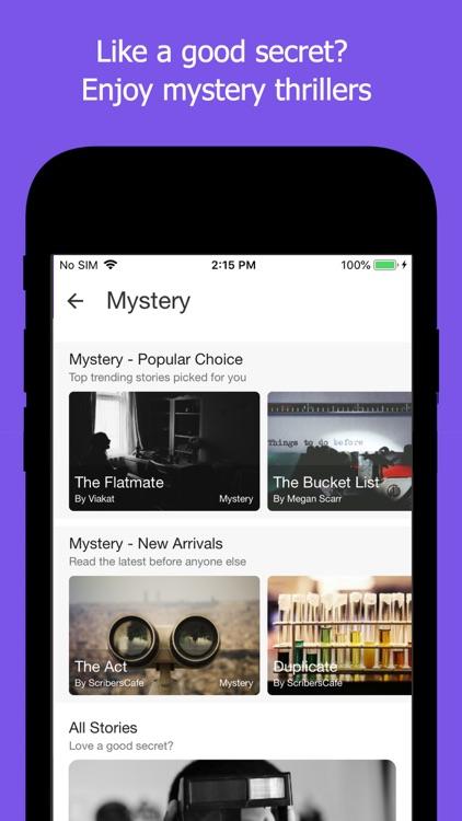 Plop Chat Stories screenshot-6