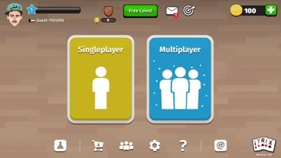 iTrix - The Trix Card Game screenshot two