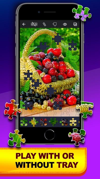 Jigsaw Puzzle⁺ screenshot-4