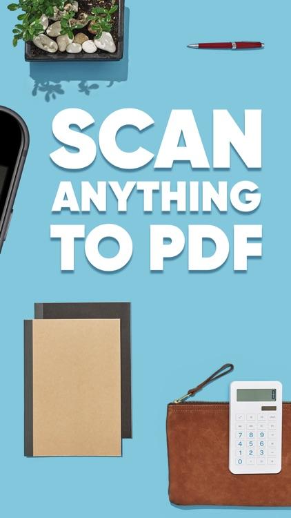 Adobe Scan Digital PDF Scanner
