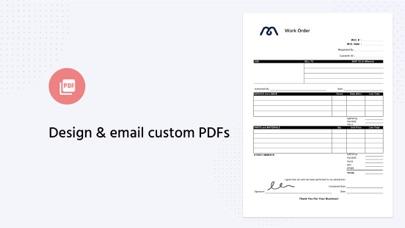 Array forms screenshot four