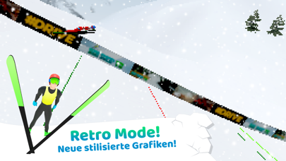 Ski Jump 18Screenshot von 2