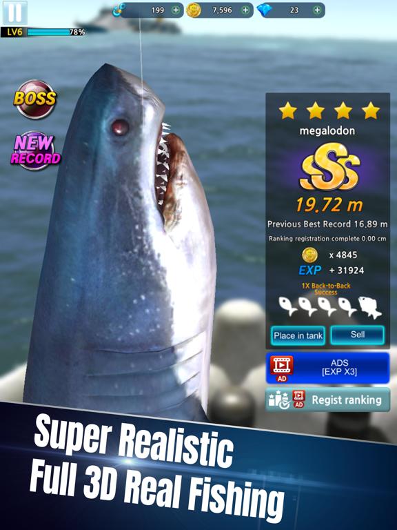 Real Monster Fishing 2019のおすすめ画像1