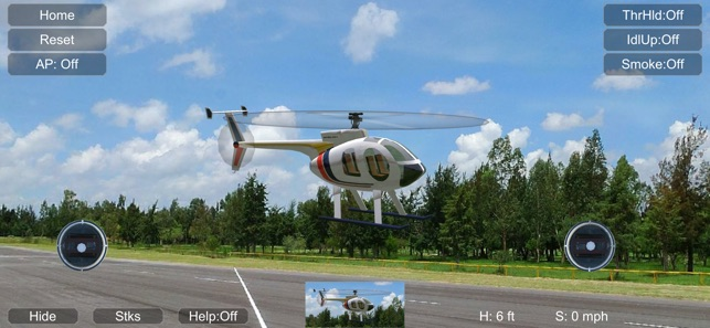 Absolute RC Heli Sim on the App Store