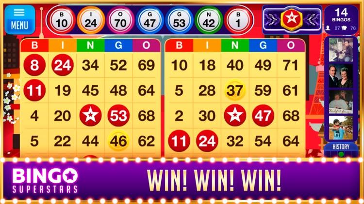 BINGO Superstars™ – Bingo Live screenshot-4