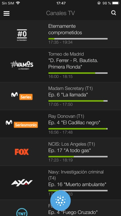 MOVISTAR+ screenshot-4