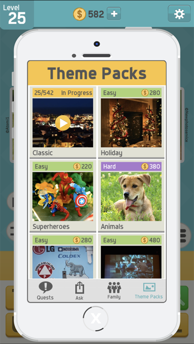 Pictoword: Fun Word Quiz Games