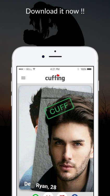 Cuffing® - Online Dating App screenshot-5