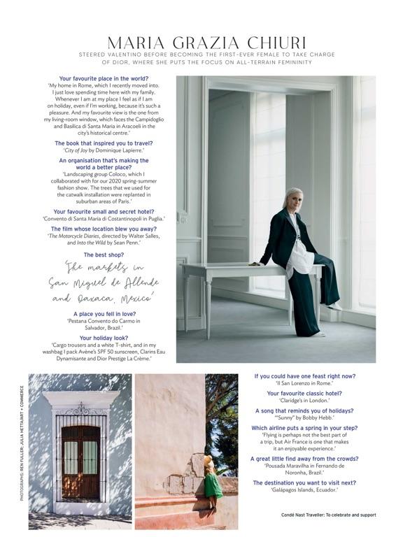 Condé Nast Traveller Magazineのおすすめ画像7
