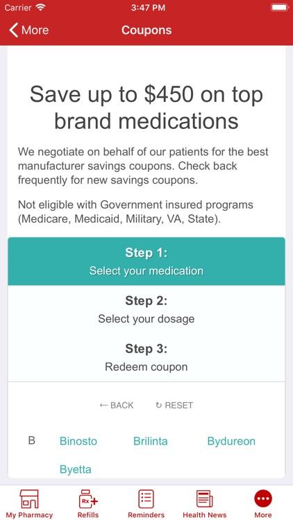 Town Pharmacy screenshot-8