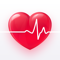 App Icon for Heart Rate Monitor - InPulse App in Denmark IOS App Store