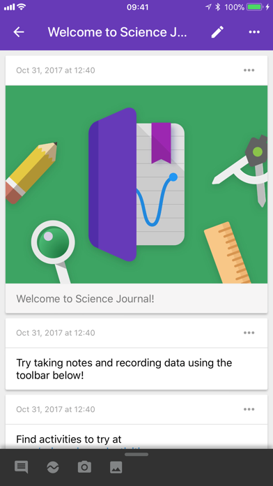 Download Science Journal by Google for Android