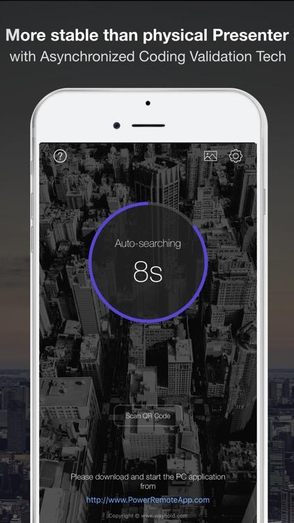 Power Remote Pro: PPT Clicker screenshot-4