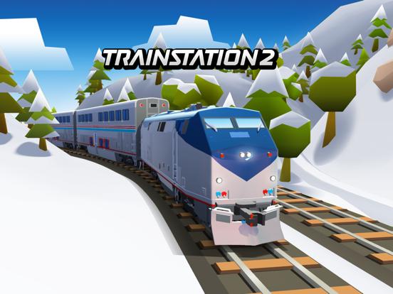 TrainStation 2: Империя поезда на iPad
