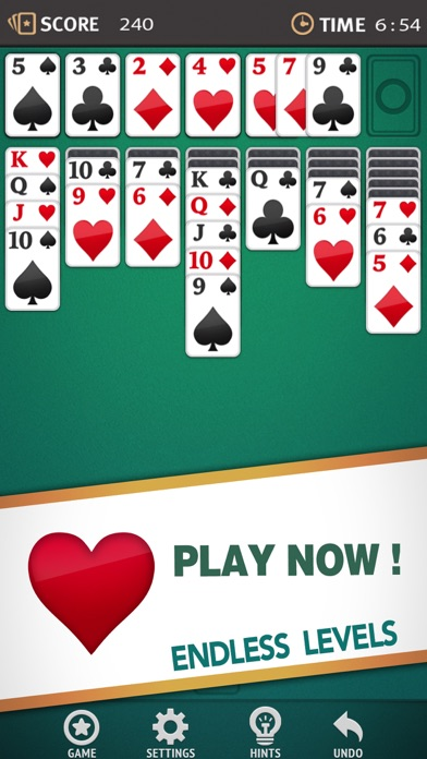 Solitaire Heart