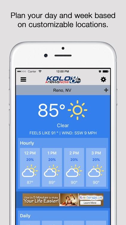 KOLO 8 News Now screenshot-3