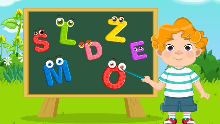 Baby Learn Letters abc english