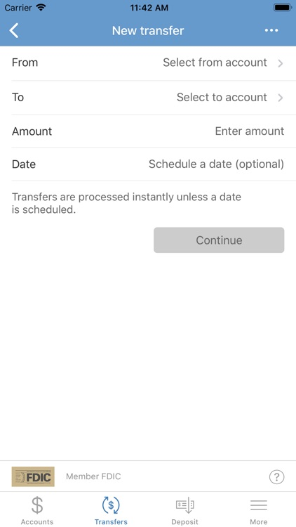 Security State Bank for iPhone screenshot-4