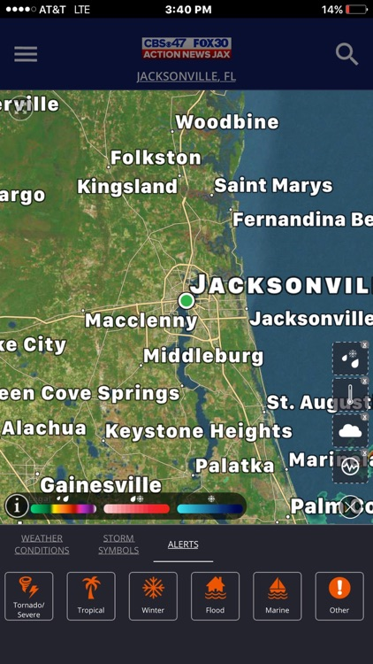 Action News Jax Weather screenshot-4