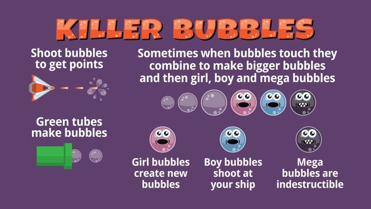 Killer Bubbles Game