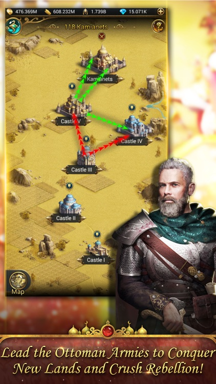 Game of Sultans screenshot-4