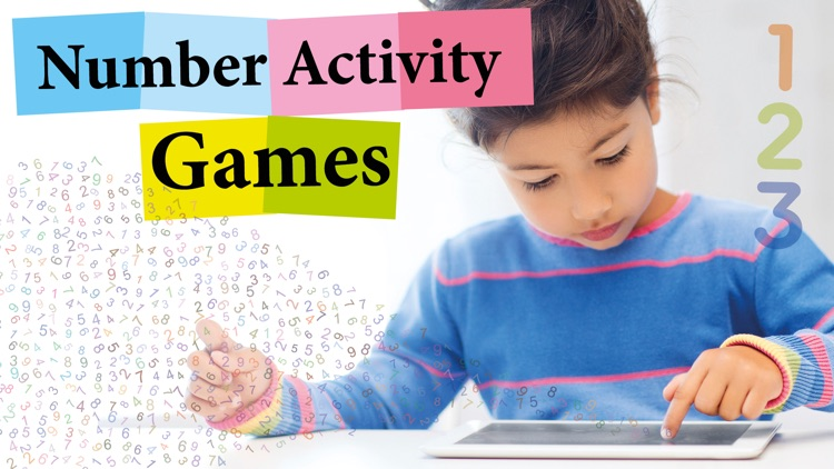 123 Book Number Learning Games