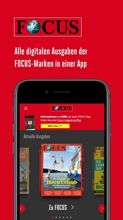 FOCUS Magazin by FOCUS Magazin Verlag GmbH
