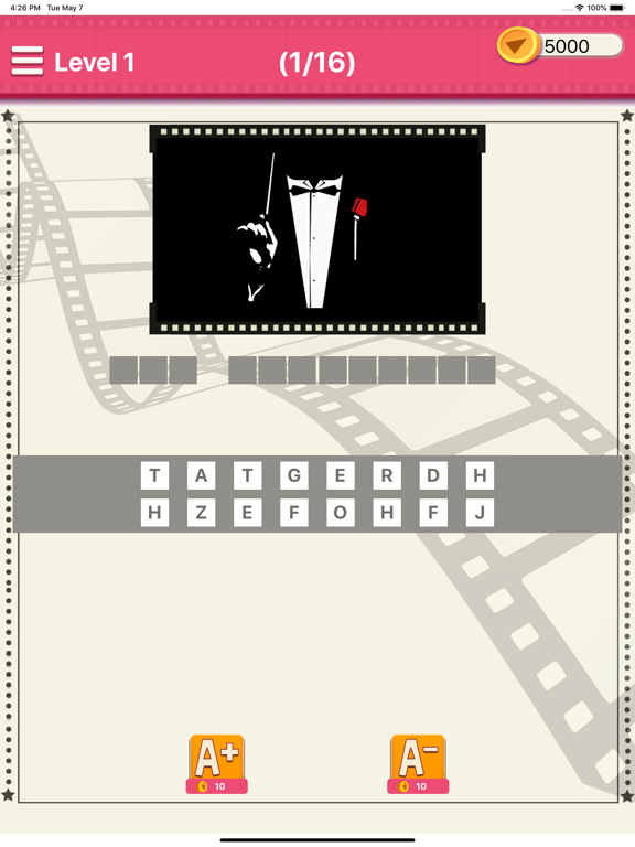 The Movie Puzzle screenshot 8